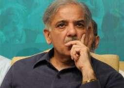 CM Shehbaz inspects facilities at burn unit of Jinnah Hospital