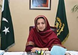 Anti-state elements cannot deter our resolve to end polio from Pakistan:Sara Afzal