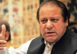 Claimers of change failed adversely, rejected by masses: Nawaz