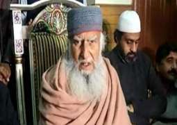 Pir Sialvi gives 7-day deadline for imposition of Shariah rule in country