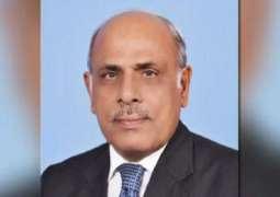 Governor Punjab greets Iftikhar Ali Malik for re-election as VP SAARC chamber