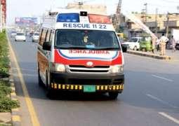 Three youth dead in Rajanpur trailer-bike collision