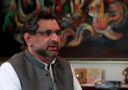 Pak made tremendous achievements in political stability, law & order, economic growth: PM Abbasi