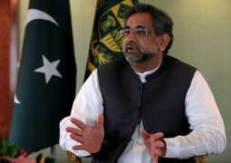 Pakistan wants to engage all Asian countries in economic activities: PM Abbasi