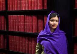 Educating girls collective responsibility, says Malala at Davos