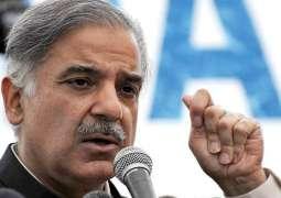 PML-N govt ended power crises, launched various development projects: Shehbaz Sharif