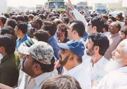 Land owners protest against imposition of mine tax in Chitral