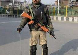 IOK  police charge Army unit, Major with murder of civilians