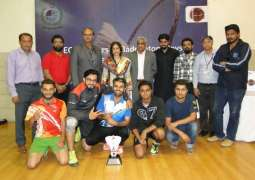 KU wins Inter-varsity Badminton Championship