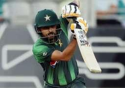 Babar tops Twenty20 International rankings
