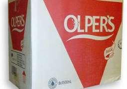 PCSIR declares Olper's milk 100% pure & safe for consumption