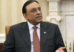 Asif Ali Zardari hopeful for timely Senate elections