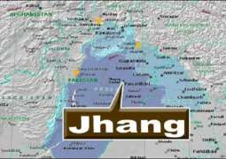 Two cops dead, five injured in Jhang road mishap