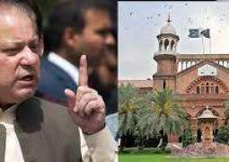 LHC issues notice to Nawaz, Maryam on contempt petition