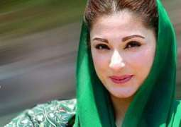 Opponents hurling allegations to hide their failure: Maryam Nawaz
