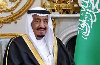 شاہ سلمان بن عبدالعزیز آل سعوددی دعوت تے ڈو بھارتی بھینڑیں دی ریاض کیمل میلے اچ شرکت