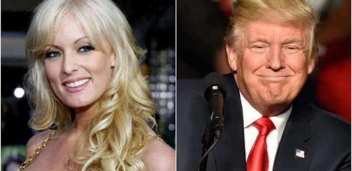 Trump's Lawyer Arranged $130,000 Payment for Adult Film Star's Si ..