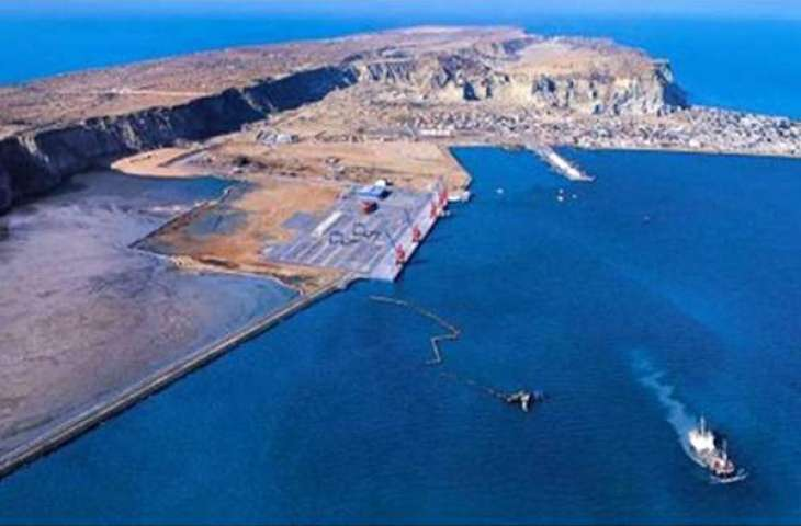 First China-Pakistan oceanographic expedition at Makran offshore from Jan13