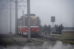 Bulgaria's smoggy capital cleans up to host EU presidency