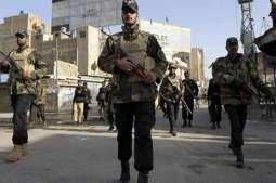 الجيش الباكستاني يعلن اعتقال 10 إرهابيين خلال عملية أمنية في إقليم بلوشستان