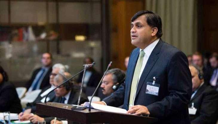 الخارجية الباكستانية: التعاون الأمريكي – الباكستاني ضروري للأمن والاستقرار الإقليمي