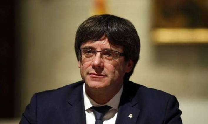 Spain to oppose ex-Catalan leader being re-elected from Belgium