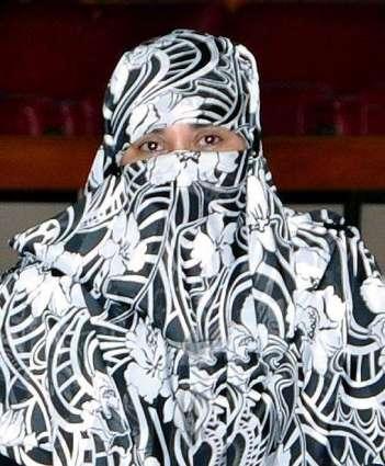 جمعیت علماءاسلام (ف) دی رکن نعیمہ کشور خان دی کورم دی نشاندہی، قومی اسمبلی اجلاس دا کورم پورا نکلئے