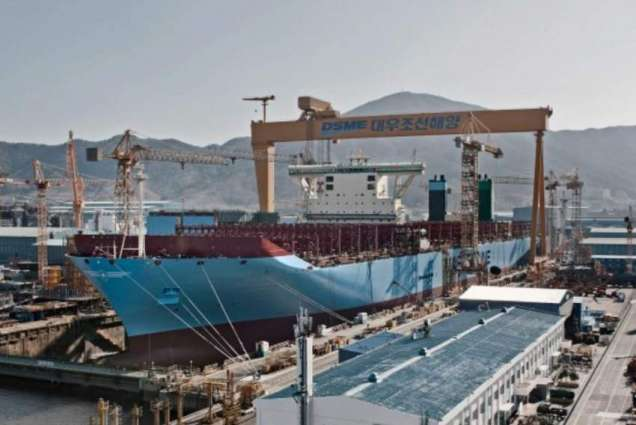 Daewoo Shipbuilding Says Negotiations Under Way With Romania