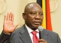 South Africa's Cyril Ramaphosa: key dates