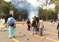 پنجاب یونیورسٹی وچ ہنگامہ آرائی دا معاملا:یونیورسٹی ڈسپلنری کمیٹی نے 16پڑھیاراں نوں یونیورسٹیوں کڈھ دتا