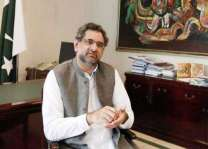 رئيس الوزراء الباكستاني يصل إلى مدينة حافظ آباد لإطلاق برنامج الصحة الوطنية