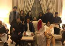 It's a hat-trick - Imran Khan marries for the third time