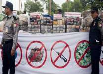Myanmar seizes drugs and equipment worth $7 mn in lab raid