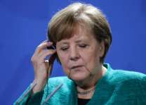 Angela Merkel to tap rumoured successor for top party role