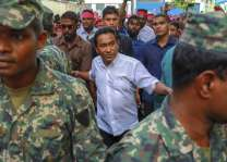 Regional legislators rebuke Maldives over political crisis