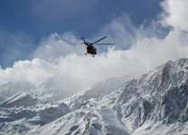 Hazardous effort to recover bodies from plane crash in Iran mountains