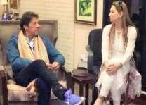 عمران خان نال ویاہ دیاں افواہواں دا نشانہ بنن والی عائشہ وارثی ساہمنے آ گئی