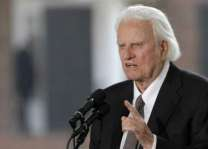 'America's pastor' Billy Graham, counsel to presidents, dies at 99