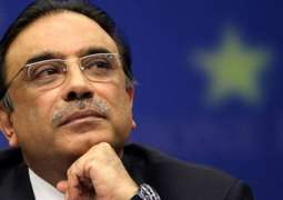 13 ANP leaders call on Asif Ali Zardari , announce to join PPP