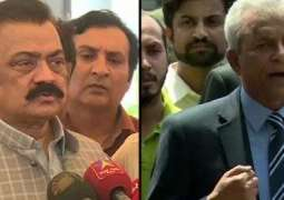 Nehal Hashmi's unconditional apology should have been accepted: Sanaullah