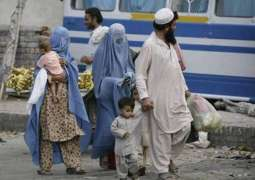 Senior US official visits Pakistan to discuss Afghan Refugees