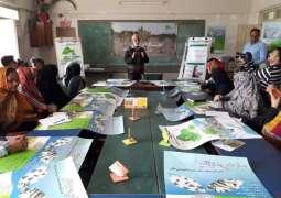 IUCN-Engro Foundation Awareness Campaign along Karachi coast