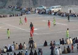Corps Commander Peshawar assures development sports infrastructure in FATA