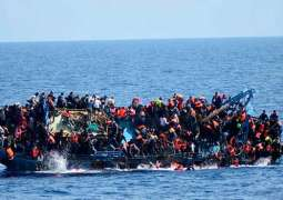 Migrant boat capsizing: 8 Pakistanis among 90 feared dead