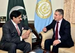 Azerbaijan fully supports Pakistan's stand on Kashmir
