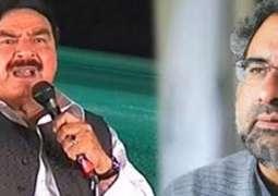 Sheikh Rasheed moves Supreme Court to disqualify PM Abbasi