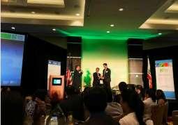 Pakistani Innovators win GCIP Global Commendation Award at GCIP Global Week, USA