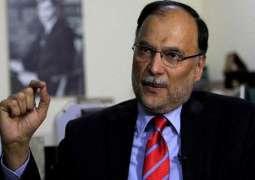 Ahsan Iqbal urges SC to issue contempt notice against Musharraf