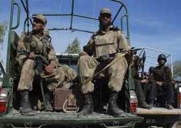 Suicide bomber martyrs 3 soldiers: army