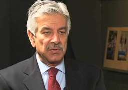 Accusing Islamabad of Terrorism is Heinous: Khawaja Asif